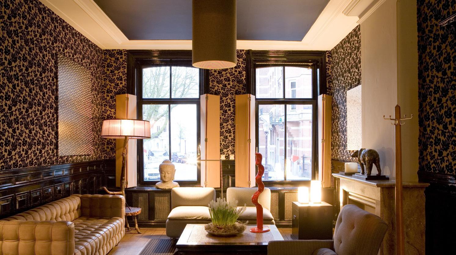 Hotel Vondel, Hotels, Amsterdam
