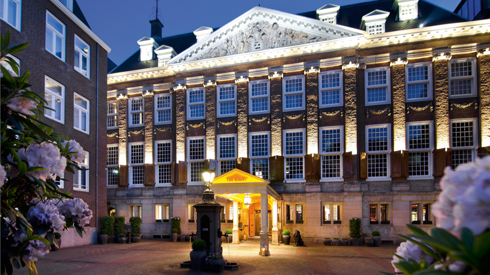 Sofitel the Grand, Hotels, Amsterdam