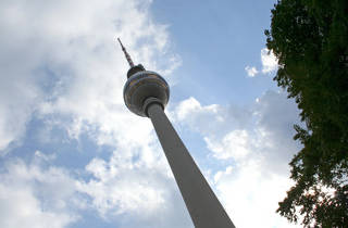 Fernsehturm, TV Tower, Sights, Attractions, Berlin