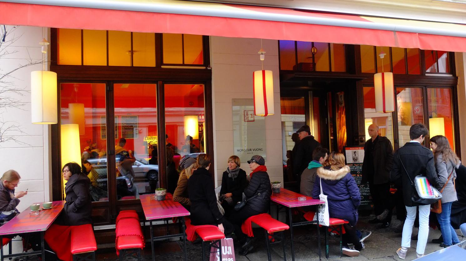 Vietnamese Cafes London