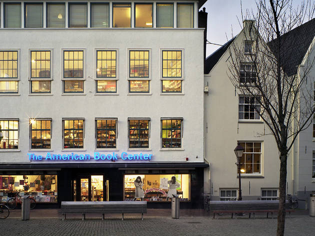 The American Book Center, Shopping, Amsterdam