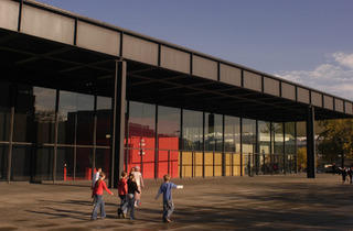 Neue Nationalgalerie (CLOSED TEMPORARILY)