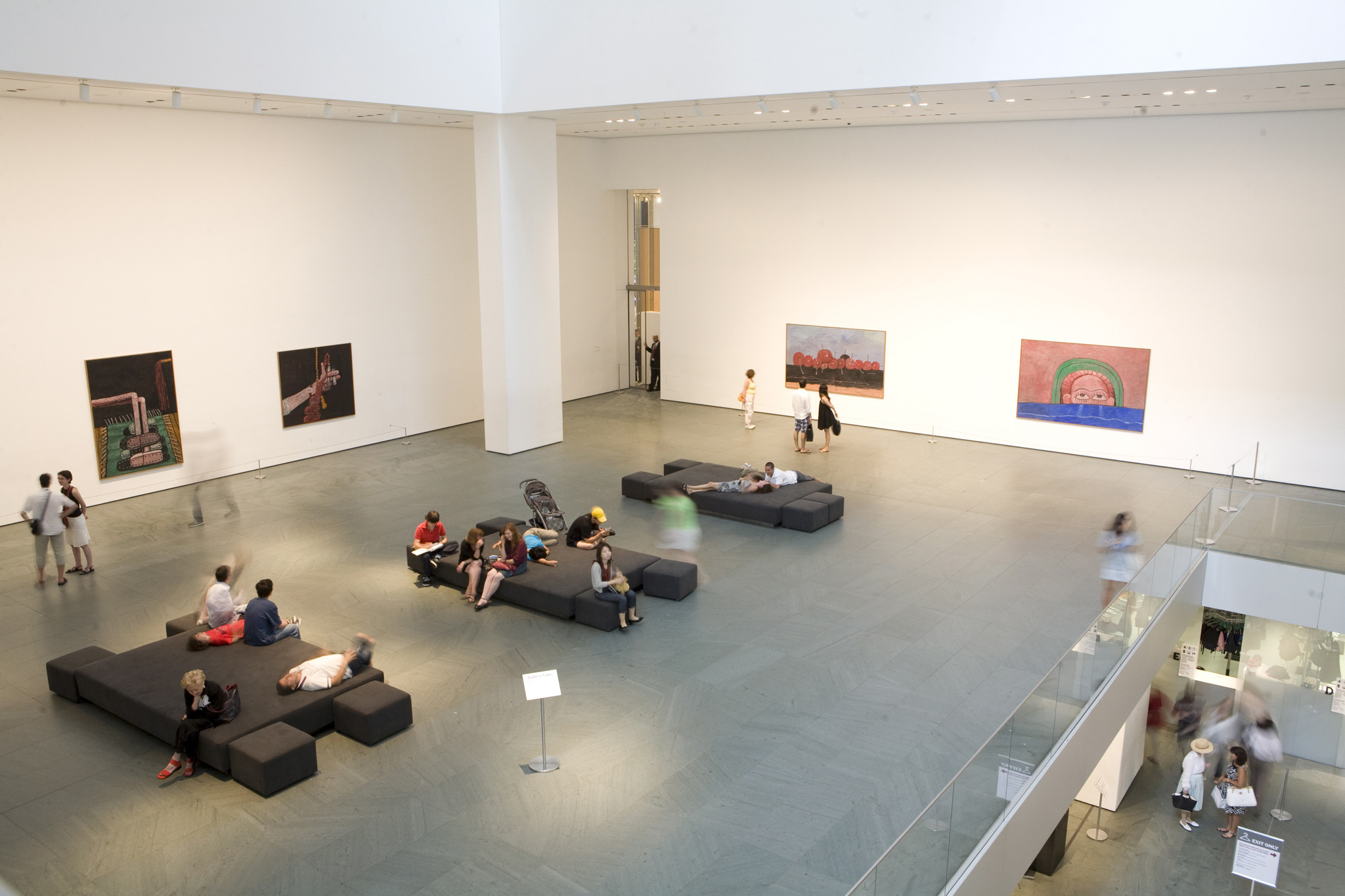 Museum memberships