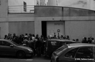 Garage mu musique goutte d 39 or paris for Garage paris 18e