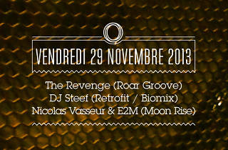 The Revenge + DJ Steef