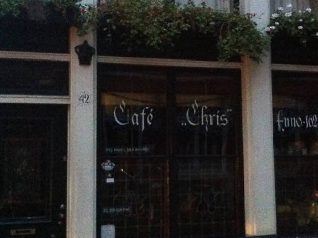 Café Chris