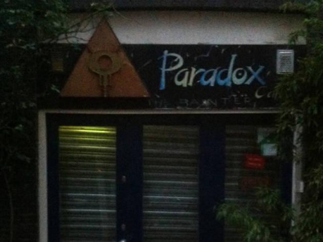 Paradox, Coffeeshops, Amsterdam