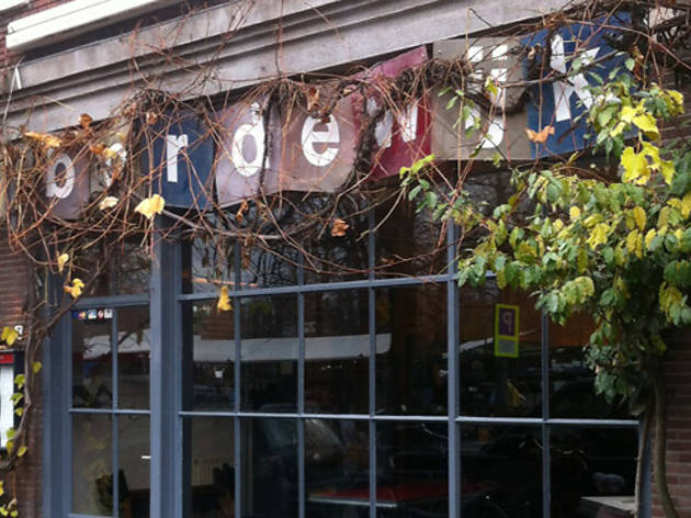 Bordewijk, Restaurants, Cafés, Amsterdam
