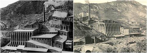 El ciment d'Eusebi Güell