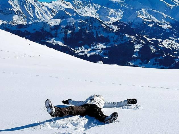 70aaf8301e4 50 ideas para disfrutar de la nieve en Cataluña - Qué hacer - Time ...