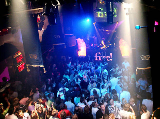 ArenA, Music, Clubs, Amsterdam