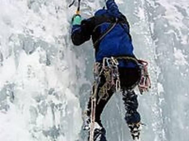 Escalar parets de gel!