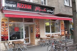 Azzam restaurant in Berlin