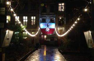 Clärchen's Ballhaus, Music, Clubs, Berlin