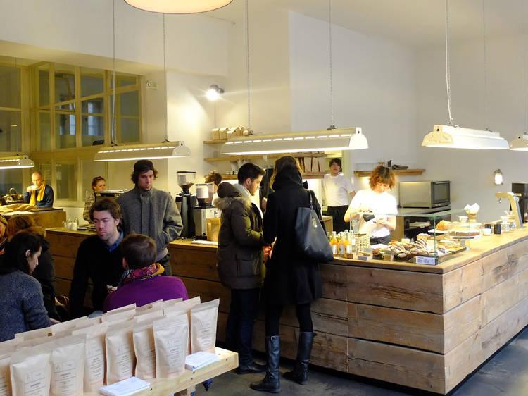 Restaurants and cafés