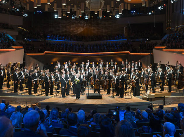 Delight in the Berlin Philharmonic