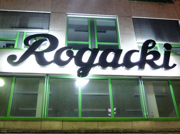 Rogacki, Shopping, Berlin