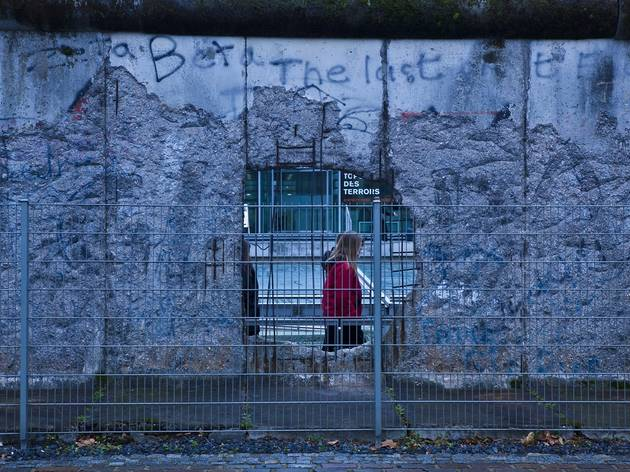 Berlin Wall itinerary