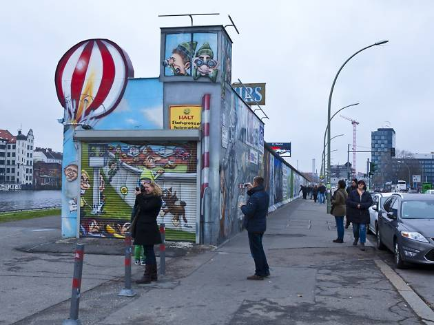3. East Side Gallery