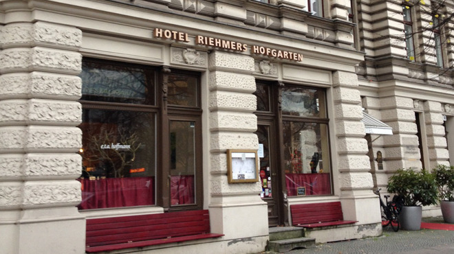 Hotel Riehmers, Berlin