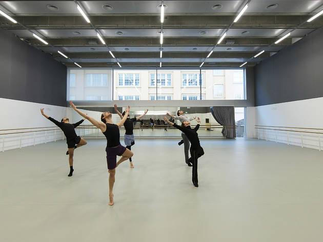 Marie Rambert Studio, Rambert