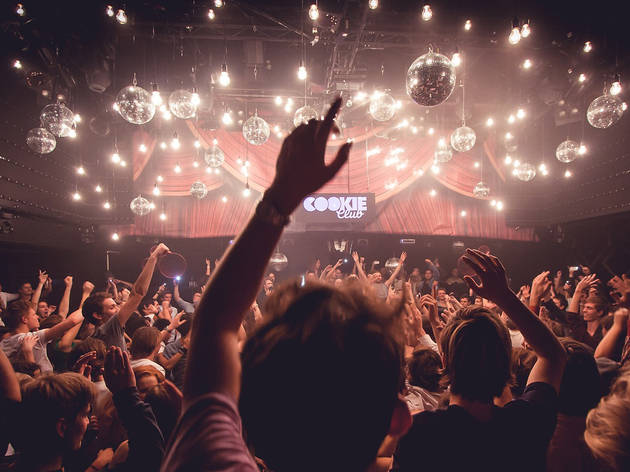 Amsterdam's best clubs, cabaret and music venues