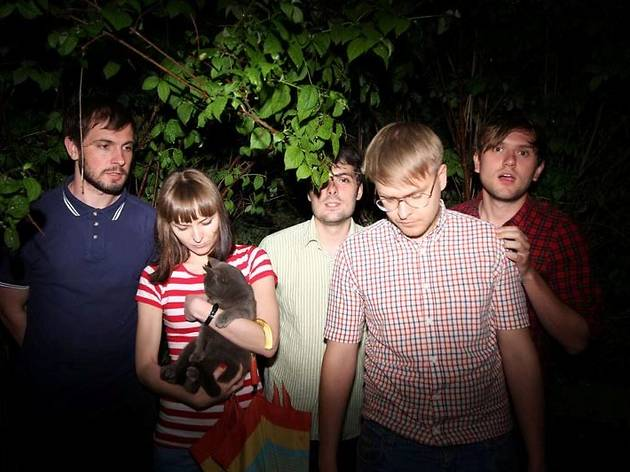 In-Somni 2014: Motorama + The Free Fall Band + Spectra