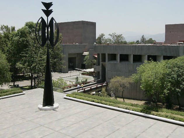Centro Cultural Universitario 25 unmissable things to do in mexico city 25 Unmissable Things To Do In Mexico City image