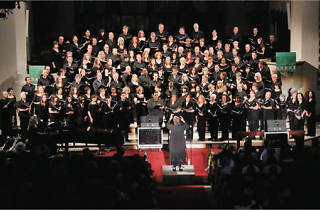 Angel City Chorale Holiday Concert and Sing-Along