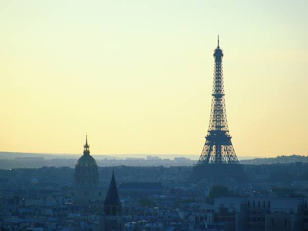 Set in Paris
