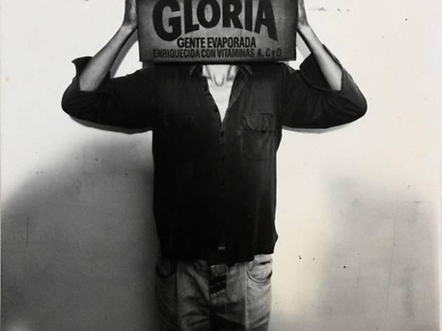 (Eduardo Villanes, sans titre, série 'Gloria Evaporada', 1994 © Eduardo Villanes. Collection de l'artiste, Lima)