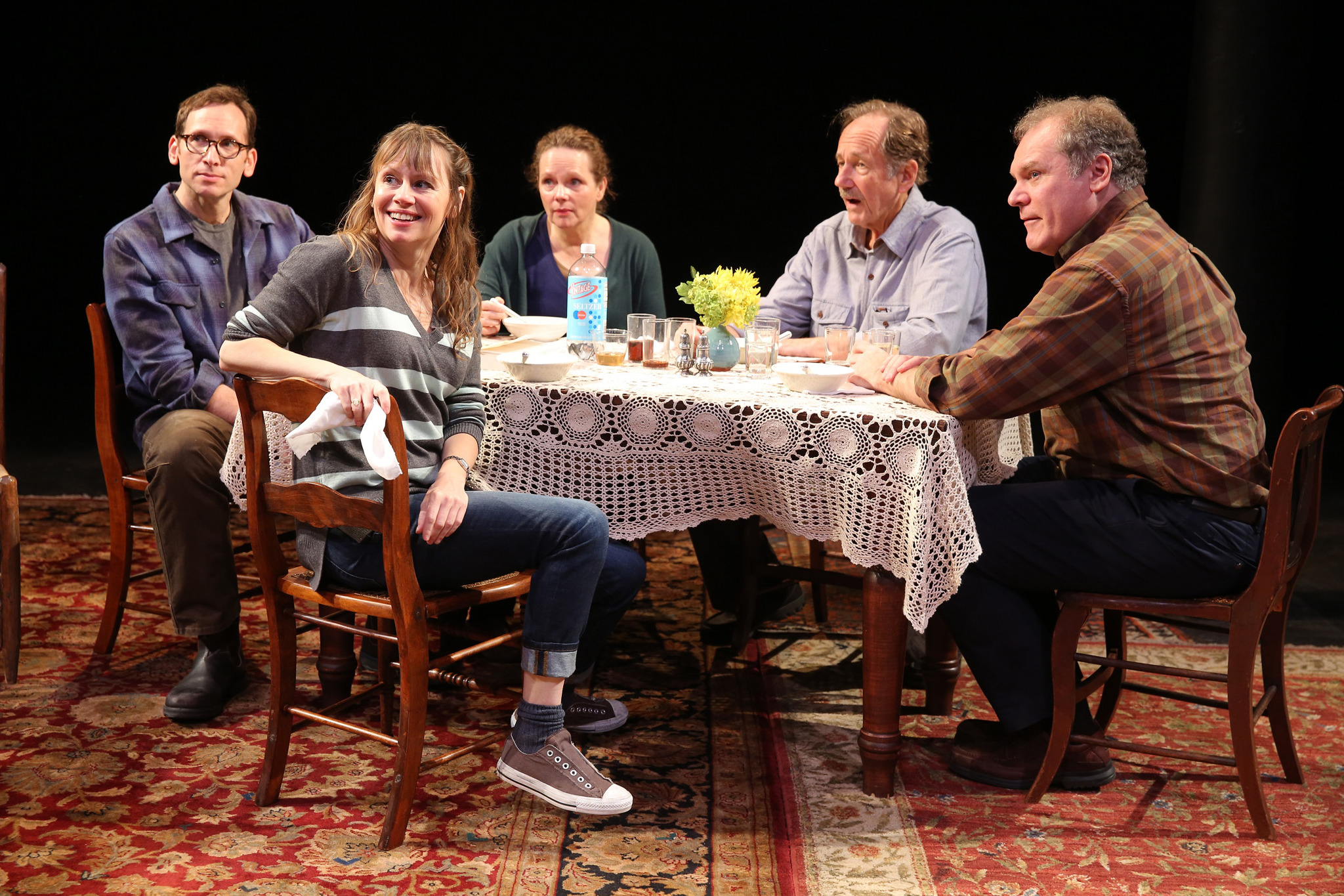 What Off Broadway shows should Thirteen bring to PBS viewers' living rooms?