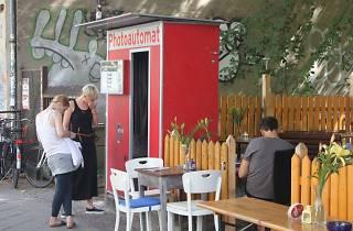 Neukölln café, Berlin, area guide
