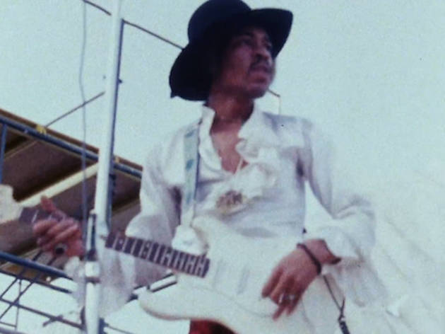 Beefeater In-Edit One H1t Wonders: Jimi Hendrix, Hear My Train a Comin'