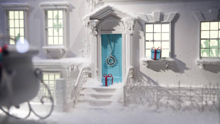 Tiffany & Co. holiday windows 2013