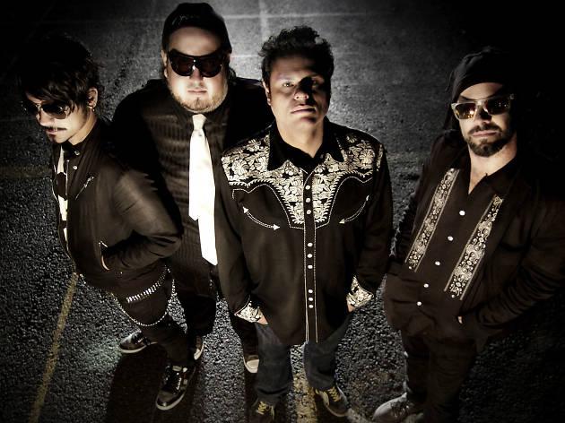 San Pacualito Rey visita El Plaza Condesa presentando su nuevo LP.