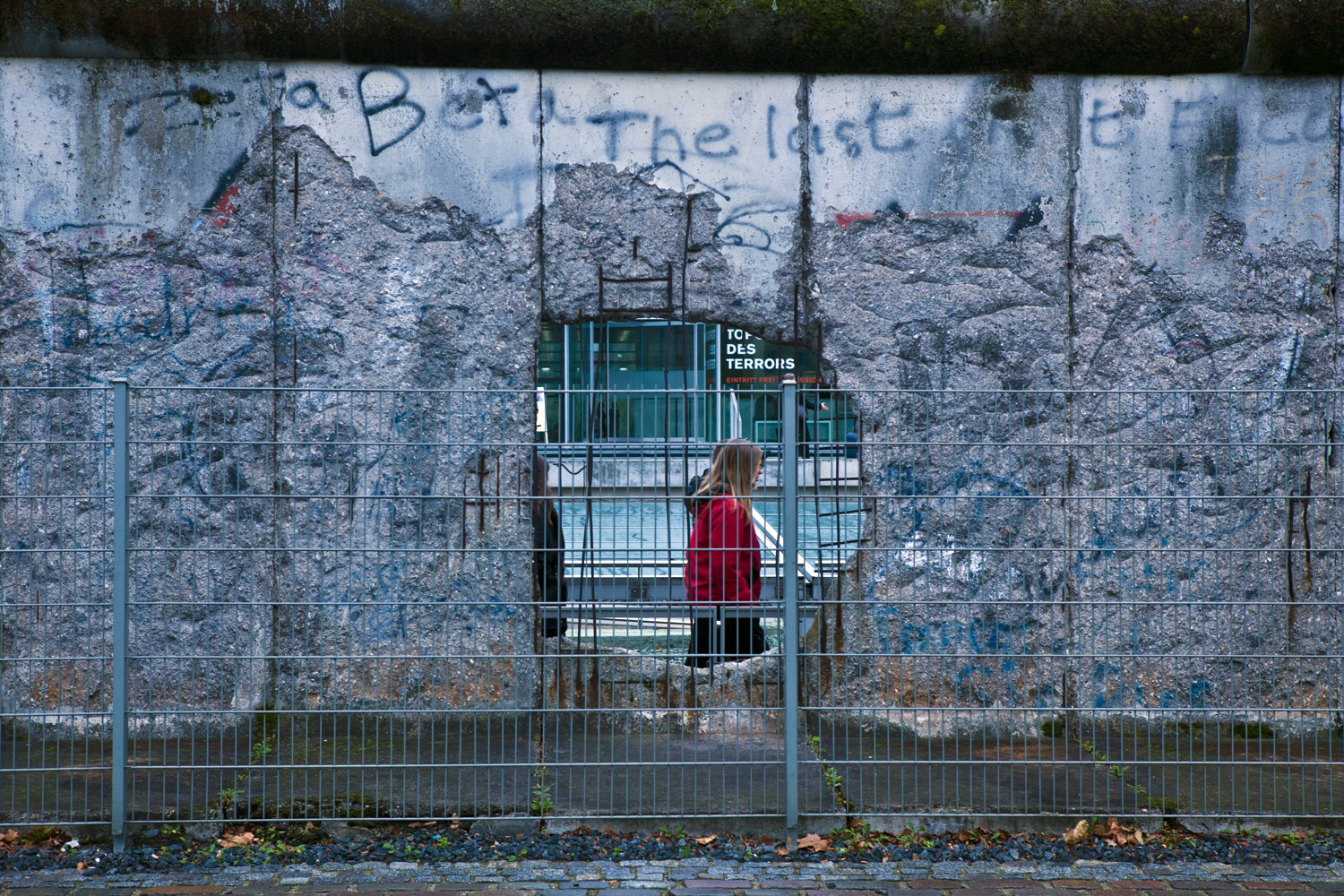 Insider's guide to the Berlin Wall