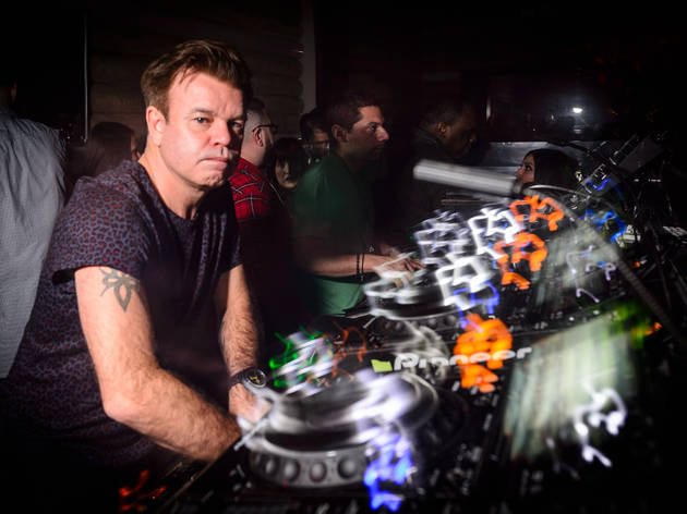 Paul Oakenfold + BT
