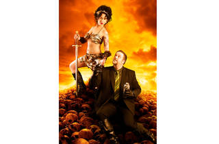 Bedlam Burlesque First-Anniversary Spectacular