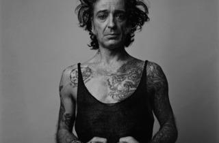 Alberto García-Alix ('My feminine side', 2002)