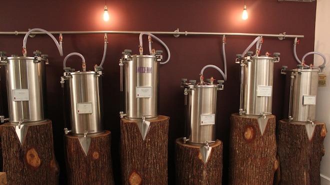 Meilleur bar à vin : En Vrac