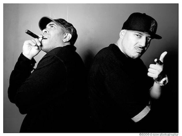 The Beatnuts + Spanky Loco