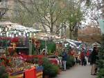Sagrada Família Christmas market