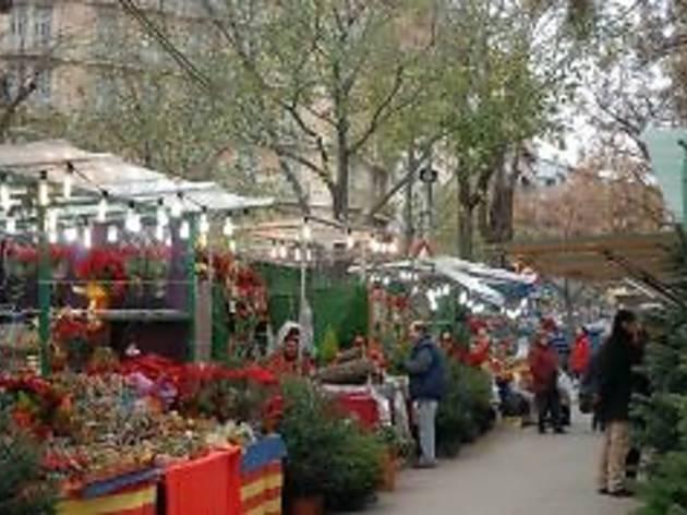 Christmas 2016: Sagrada Família Christmas market