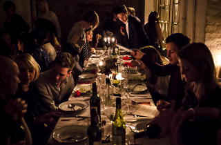 Alternative Christmas Feast of 7 Fishes