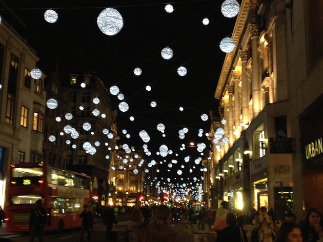 The Oxford Street Christmas lights switch on is going to be bigger than ever