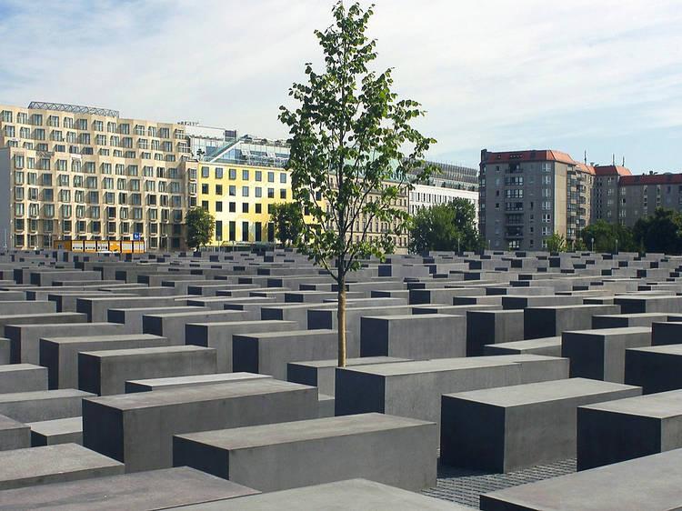 Holocaust Memorial (Denkmal für die ermordeten Juden Europas)