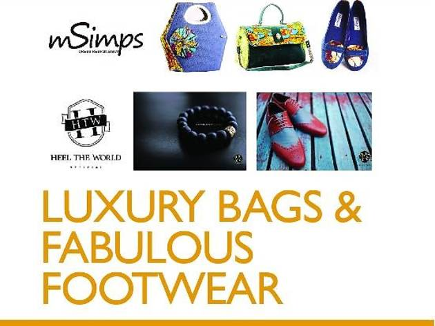 Luxury Bags & Fabulous Footwear at L'Arte