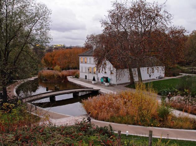 Promenade bucolique à Bercy