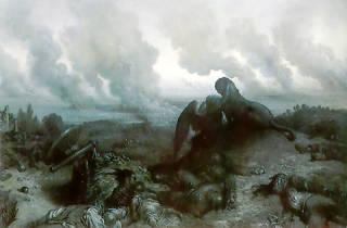 (Gustave Doré, 'L'Enigme' / © RMN-Grand Palais (Musée d'Orsay) / Jean Schormans)